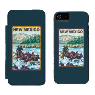 River RaftingNew Mexico Incipio Watson™ iPhone 5 Wallet Case