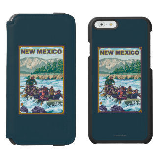 River RaftingNew Mexico Incipio Watson™ iPhone 6 Wallet Case