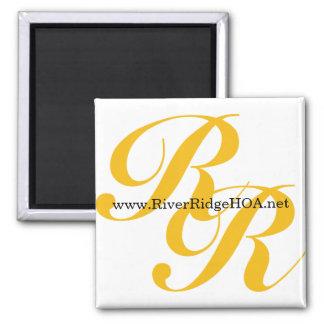 River Ridge Website Magnet