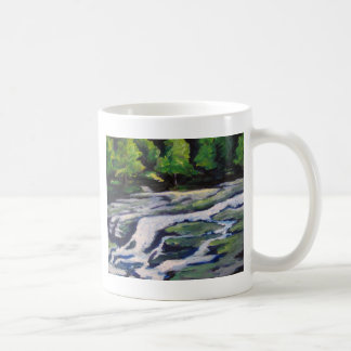 River Rock Basic White Mug