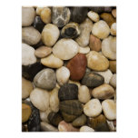 River Rock Stone Background - Customised Template