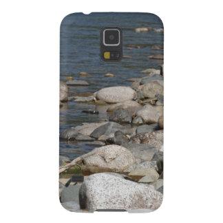 River rocks galaxy s5 cases