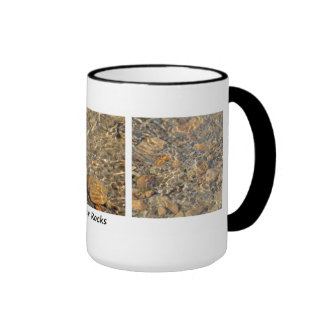 River Rocks Ringer Mug