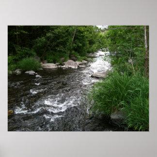 River Rush Poster