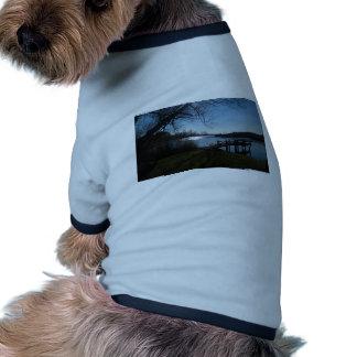 River Scene Pet Shirt
