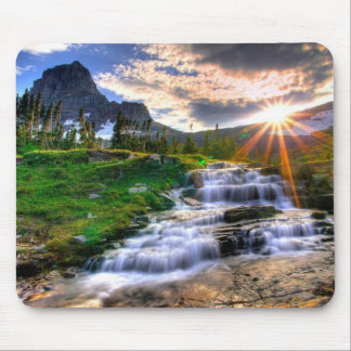 River Scene Mousepad