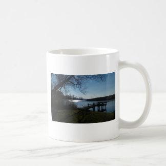 River Scene Coffee Mug