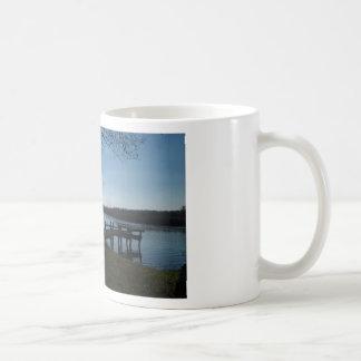 River Scene Mug