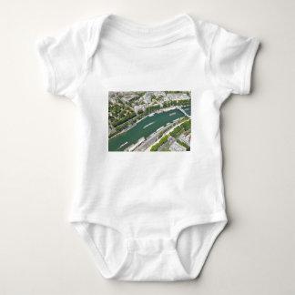 River Seine Baby Bodysuit