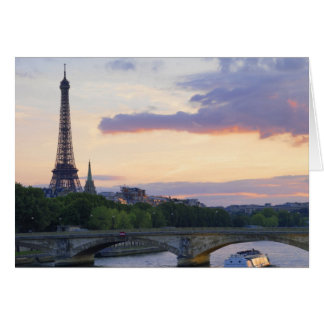 River Seine Card