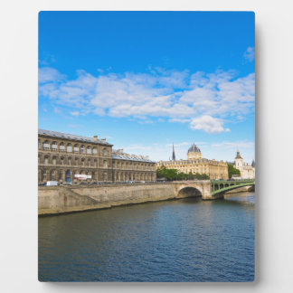 River Seine Photo Plaques