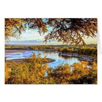River Severn Card
