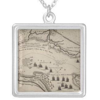 River St Laurence Silver Plated Necklace