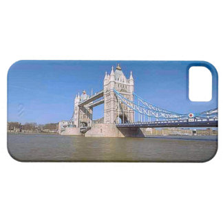 River Thames and Tower Bridge iPhone 5 Case