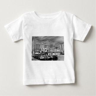 River Thames Art Baby T-Shirt