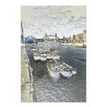 River Thames Art Photo