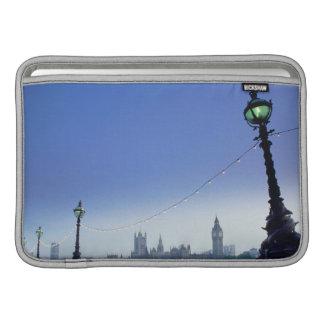 River Thames at Dusk MacBook Sleeve
