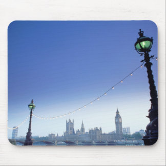 River Thames at Dusk Mouse Pad