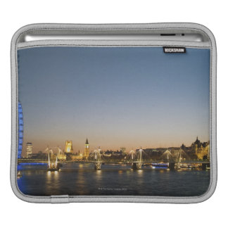 River Thames iPad Sleeve
