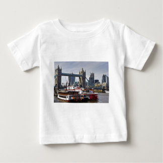 River Thames View Baby T-Shirt