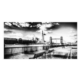 River Thames View Photo Cards