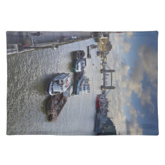 River Thames view Placemat