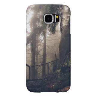 River Themed, A Picture Snapped At Dawn Of A Stair Samsung Galaxy S6 Cases