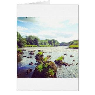 River Tweed Card