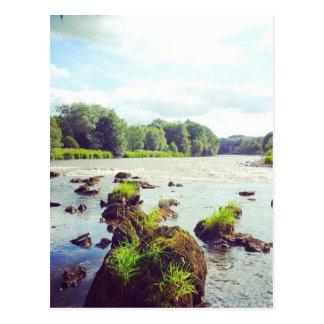 River Tweed Postcard