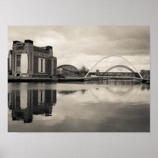 River Tyne Poster