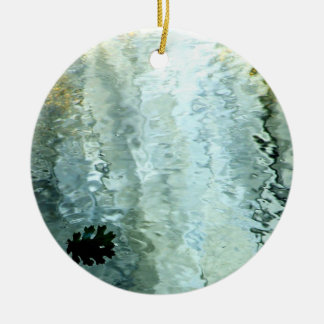 River Water Christmas Ornament