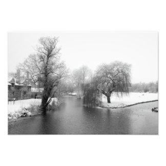 River Welland Photo Print