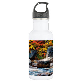 River White New Hampshire 18oz Water Bottle