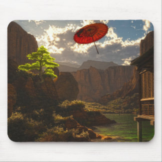 River Wind Mouse Mat
