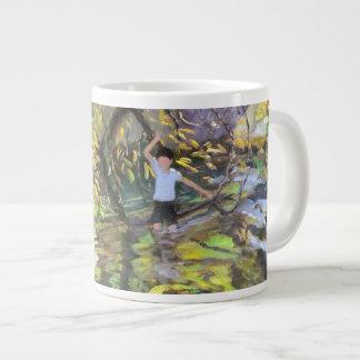 River Wye 2008 Large Coffee Mug