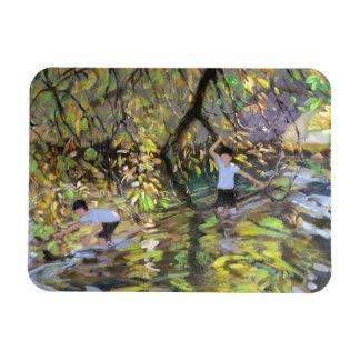 River Wye 2008 Rectangular Photo Magnet