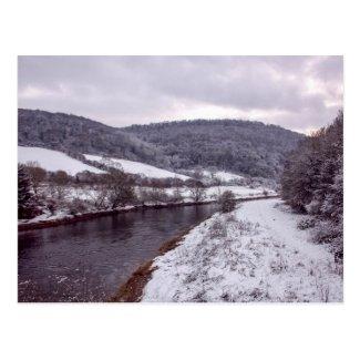 River Wye Postcard
