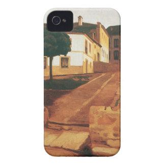 """Rivera's """"Street in Avila"""" iPhone case"""
