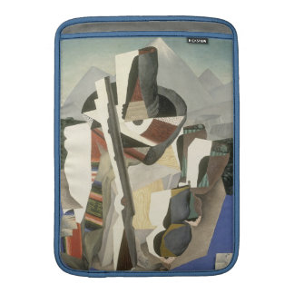 """Rivera's """"Zapata-style Landscape"""" 13"""" MacBook slee Sleeves For MacBook Air"""