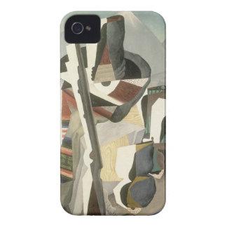"""Rivera's """"Zapata-style Landscape"""" iPhone case"""