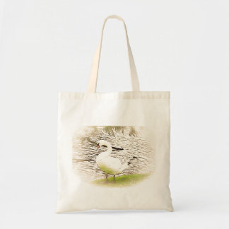 Riverbed Swan Budget Tote