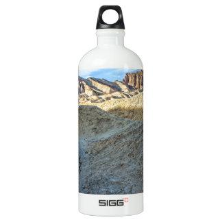 Riverbed view of Zabriskie Point Landscape Format SIGG Traveller 1.0L Water Bottle