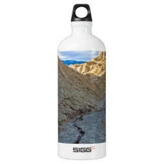 Riverbed view of Zabriskie Point SIGG Traveller 1.0L Water Bottle