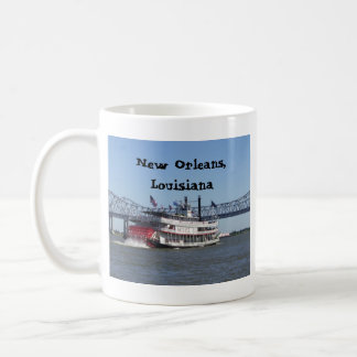 Riverboat in New Orleans Coffee Mug
