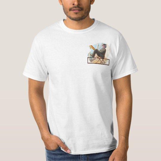 Riverboat, Mark Twain Quote T-Shirt