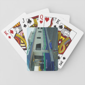Riverboat playing cards