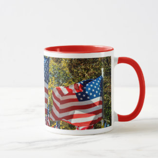 Riverdale, New York, USA. Wine country Mug
