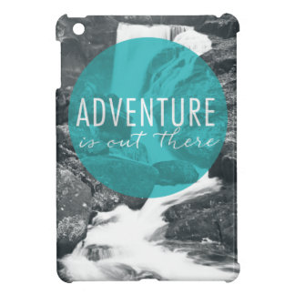 Rivers | Adventure Is Out There Quote Case For The iPad Mini