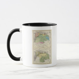 Rivers and Agriculture of Venezuela Mug