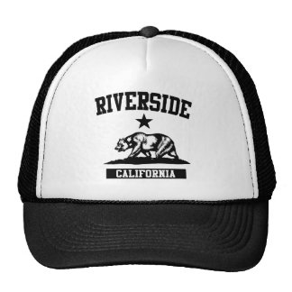 Riverside California Cap